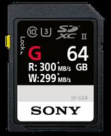 Карта памяти Sony SF-G64  (SF-G64)