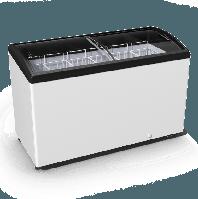 Морозильный ларь стекло Juka M500S