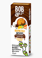 Натуральные конфеты Bob Snail Яблоко-Манго-Тыква в бельгийском молочном шоколаде 27 г