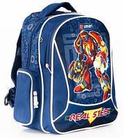Рюкзак школьный «1 Вересня Smart» ZZ-02 Real Steel Robot 558189, фото 1