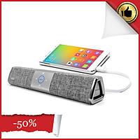 Беспроводная колонка Bluetooth Stereo A3 Hopestar, недорогая портативная колонка с микрофоном, саундбар, USB