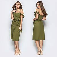 """Сукня-халат повсякденне літній """"Олівія"""", фото 1"""