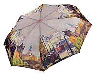 Автоматический зонт Magic Rain Красный трамвай ( полный автомат ) арт. MR7224-2, фото 1