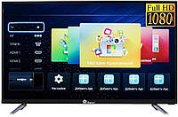 Дешевый LED телевизор Domotec tv 32 дюйма 32ln4100 dvb-t2, Smart tv, USB, HDMI, HD