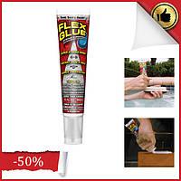 Эластичный универсальный водонепроницаемый клей Flex glue супер сильной фиксации для любого ремонта