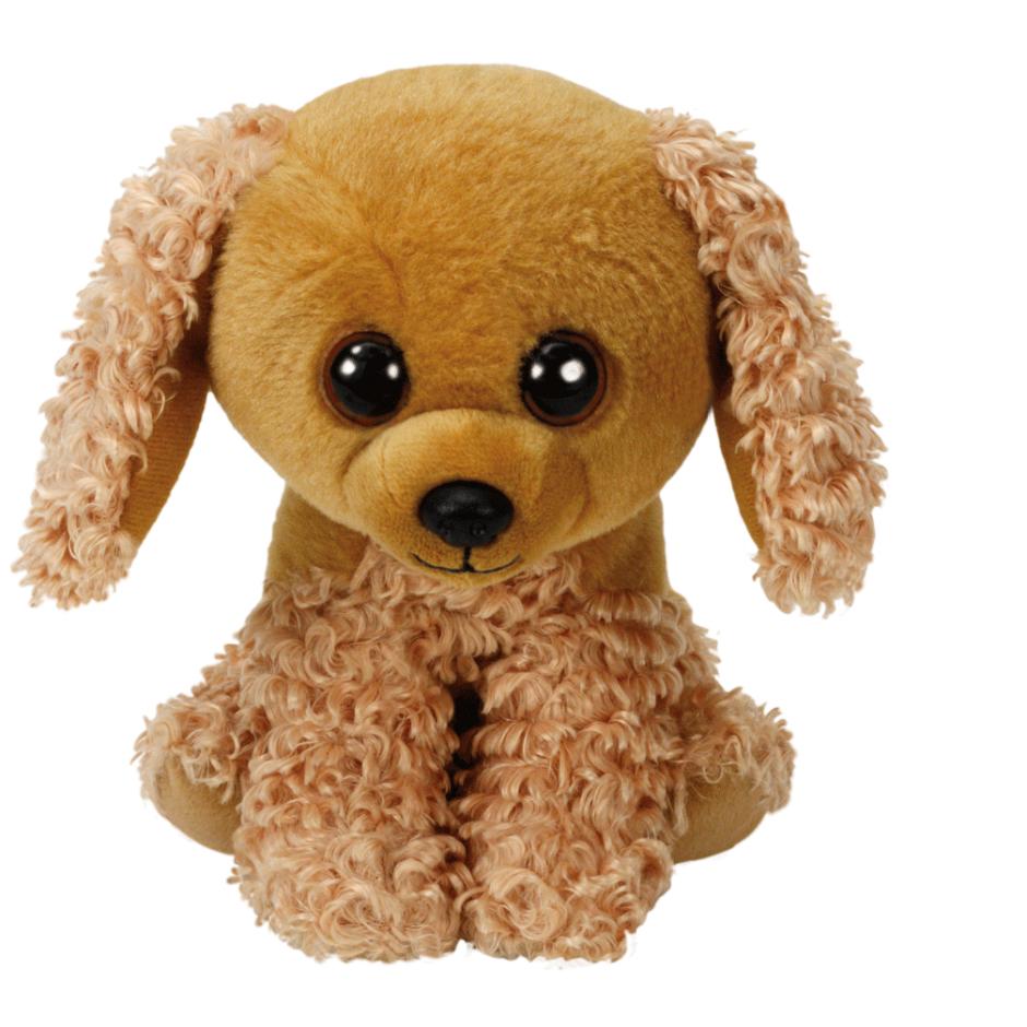 М'яка іграшка ty beanie babies кокер-спанієль 15 см (42249)
