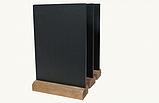 Менюхолдер меловой, формат А4-А5, фото 2