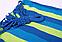 Прочный гамак тканевый гавайский 200х80см, фото 2