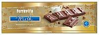 Общая информация о молочном шоколаде польского бренда Terravita