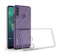 Ультратонкий 0,3 мм чехол для Huawei Y6p прозрачный