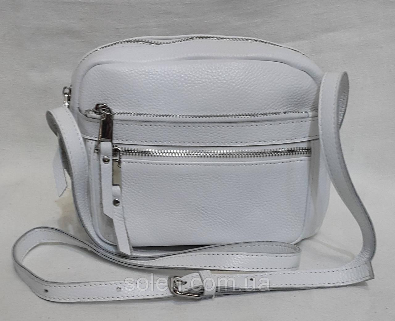 Сумка - клатч з натуральної шкіри.Маленька шкіряна сумочка. Клатч