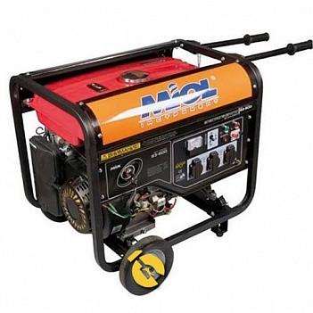Генератор бензиновый Miol 83-500 4-тактный Miol 83-500 5.5кВт