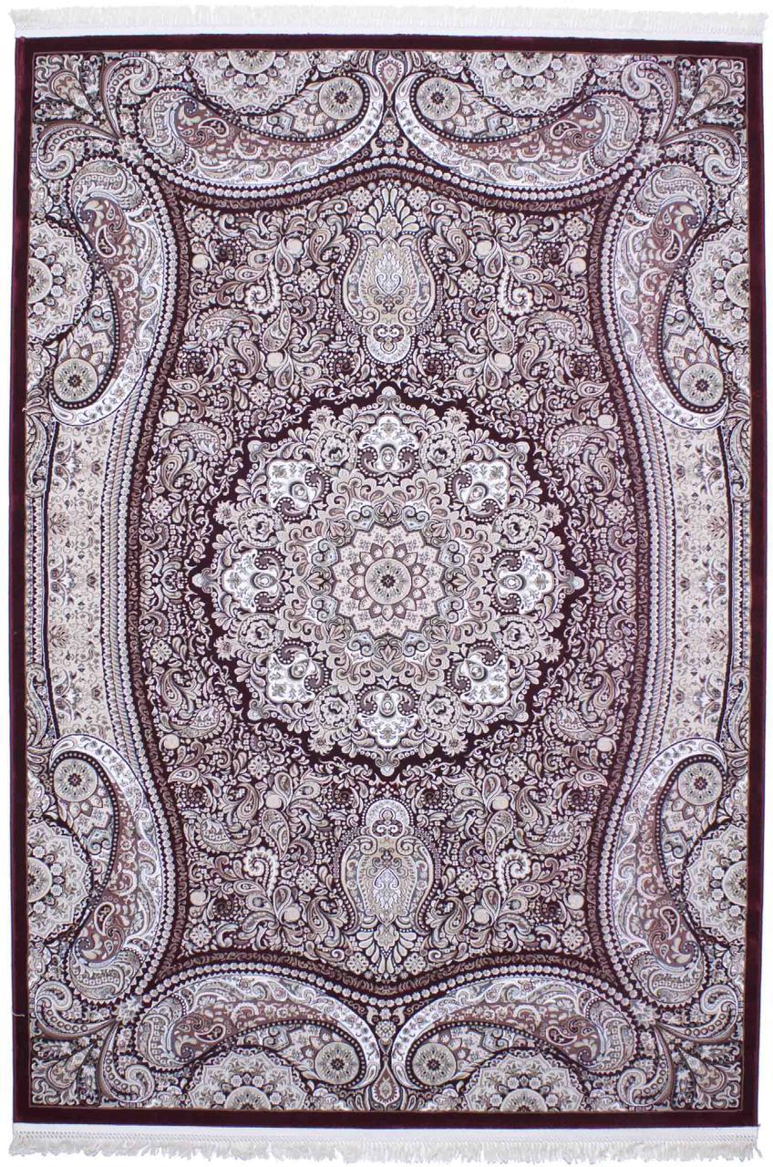 Коврик восточная классика ESFEHAN 9648A 1,5Х2,3 КРАСНЫЙ прямоугольник
