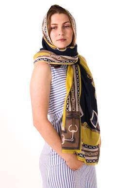 Бавовняні шарфи (літо)
