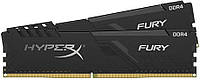 Kingston 16 GB (2x8GB) DDR4 2666 MHz HyperX Fury Black (HX426C16FB3K2/16)