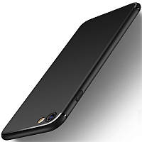 Тонкий матовый чехол Matte для iPhone 6 6s силиконовый