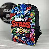 ● Детский рюкзак - Brawl Stars \ Бравл Старс ● ✅
