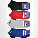 Короткие женские спортивные носки размер 23-25, фото 3