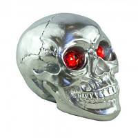 Череп копилка M, (серебро) 8945
