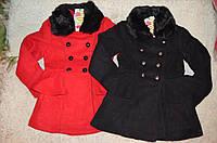 Пальто для девочек Glo Story 116-146  cm