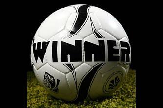Мяч футбольный Winner Flame FIFA Approved (w20002)