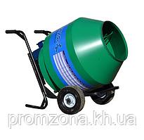 Бетономешалка Скиф БСМ-200П