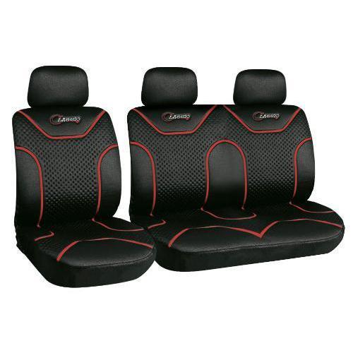 Чехлы на передние сиденья 7021/23 MILEX/Classic 2+1 BUS+3подголовн. темно синий