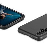 Dux Ducis Huawei Honor 20/ 20s/ Nova 5T Skin Lite Series Case Black Чехол Накладка Бампер, фото 3