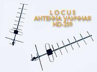 Антенна эфирная DVB-T2 Locus HD-259D1 (6-11 дб) 0.82м