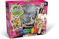 "Набор для творчества ""My Color Bag"", сумка-раскраска ""Пони"", COB-01-04"