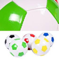 Мяч футбольный, PVC, 270г, 5 цветов, BT-FB-0243