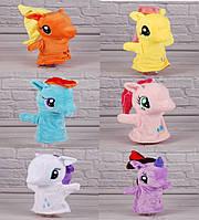 Варежка игрушка Пони, 25см, 00657