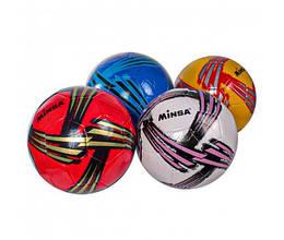 Мяч футбольный, EVA, 4 цвета, BT-FB-0288