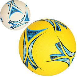 Мяч футбольный, резина Grain, 2 цвета, VA-0074