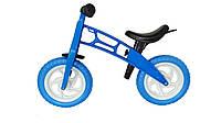 "Велобег Киндервей ""Cross bike"", 12"", голубой, 11-016ГОЛ"