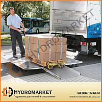 Гидроборт Bär Cargolift BC 1500 S4L
