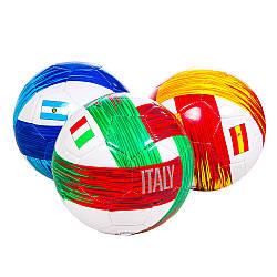 Мяч футбольный, 5 цветов, BT-FB-0264