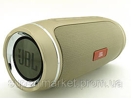JBL BoomBox Xtreme 2+ X90 40W копия, портативная колонка с ручкой Bluetooth FM MP3, золотая, фото 3