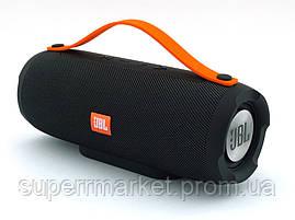 JBL Charge BoomBox E13 10W копия Explorer, блютуз колонка с МП3 и ФМ, черная, фото 2