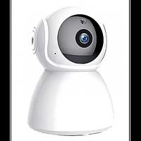Камера видеонаблюдения Q12 WFi Camera PTZ 2MP APP, V380, фото 1