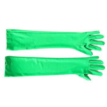 Перчатки зеленые хромакей (Green Chromakey ) FST Chroma key Gloves