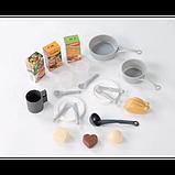 Smoby Интерактивная детская игровая кухня шеф оранжевая 311407 Chef Tefal Kitchen, фото 2