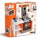 Smoby Интерактивная детская игровая кухня шеф оранжевая 311407 Chef Tefal Kitchen, фото 4