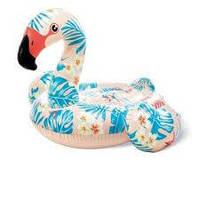 57559 надувной плотик Фламинго