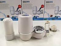 Фильтр-насадка на кран для проточной воды CleanWater