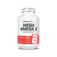 Жирные кислоты MEGA OMEGA 3  180 капсул