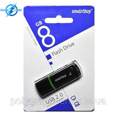 Флеш накопитель  SmartBuy 8GB USB 2.0