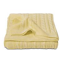 Плед Cosas Pled kos yellow 75х90 см