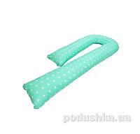 Подушка для беременных J-образная Звезды Kidigo PDV-J5