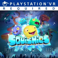 Squishies Ps4 (Цифровой аккаунт для PlayStation 4)